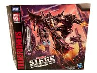 Transformers War for Cybertron Siege SKYWARP Voyager WFC Phantomstrike Squadron