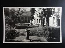 Oxford REGENT'S PARK COLLEGE & SUN DIAL Old RP Postcard by Walter Scott 15625