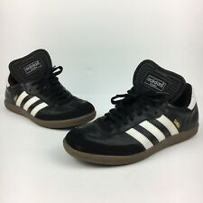 Adidas 2005 Samba Shoes Soccer Mens Size 7 Classic 034562 Black White Stripe
