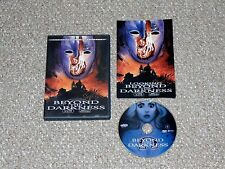 Beyond the Darkness DVD 2002 Complete Joe D'Amato Shriek Show