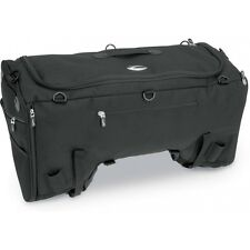 Saddlemen TS3200 Deluxe Sport Motorcycle Luggage Rear Tail Bag - Black