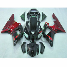 Injection Mold ABS Plastic Fairing Kit For YamahaYZF R1 YZF-R1 1998-1999 98 99