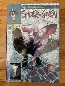 Marvel Comics SPIDER-GWEN Omnibus DM HC BRADSHAW Cvr (2021) Global Shipping