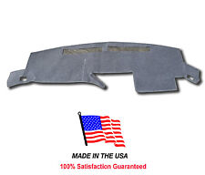 1990-1995 Chevy Astro Gray Carpet Dash Cover Mat Pad CH94-0 Made in the USA