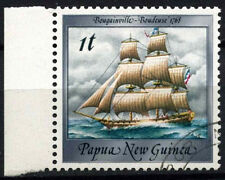 Papua New Guinea 1987-8 SG#543, 1t Ship Definitives Used #D44851