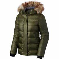 Sorel Womens Tivoli Short Down Winter Jacket Nori XL New