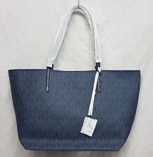 Michael Kors Bag 30H5GH3T2V Hayley Large EW Tote BL Blue LtSky