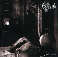 Opeth - Deliverance NEW CD