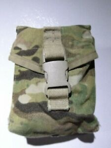 US Military Sekri OCP Multicam Molle IFAK Individual First Aid Kit Pouch GC USED