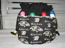 Bingo Bag / Tote Bag Football  BALTIMORE RAVENS