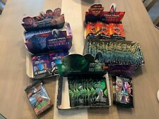 STAR TREK Customizable Card Games Mixed Lot All New and Sealed