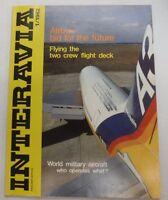 Interavia Magazine Airbus' For The Future January 1982 FAL 062215R2