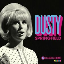 5 Classic Albums - Dusty Springfield (2016, CD NEUF)
