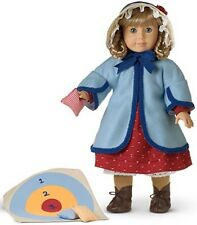 NIB American Girl Kirsten Recess Set with Hat, Coat, Target, Bags NEW COMPLETE!