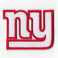New York Giants (d) Iron on Patch Embroidered Football Patches