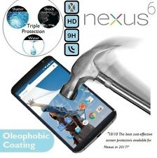 100% Genuine Tempered Glass Screen Protector XT1100 for Motorola Google Nexus 6