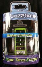 Buzztime Home Trivia System Wireless Controller in green