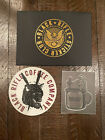 Black Rifle Coffee Stickers Halloween Special Spooky Brew Set of 2 With Envelope
