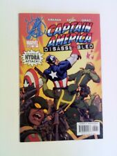 Captain America v4 #29 Marvel 2004 VF/NM Robert Kirkman Scot Eaton Nick Fury