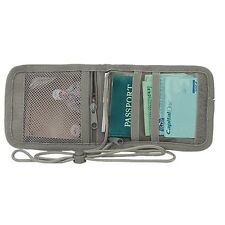 Voodoo Tactical Travel Passport ID Holder Neck Money Wallet Army Digital 25-0026
