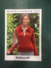 Stylecraft 8167 Loop The Schemi Modelli per Lavori a Maglia Donna 81.3-107cm c48bae3bad0e