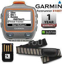 Garmin Forerunner 310XT HR GPS Cardiofrequenzimetro Sport Velocità & Distanza Guardare