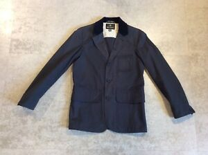Nigel Cabourn, Jacket Gr. 50, Dunkelblau, Made In England