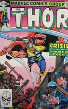 Thor The Mighty #311 Marvel Comic 1981 Bronze Age FN/VF