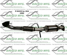 Catalytic Converter-Exact-Fit Rear Davico Exc CA 19490