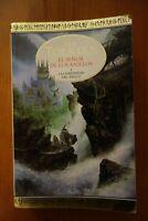 Libro El Señor de los Anillos I La Comunidad del Anillo JRR Tolkien novela