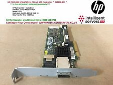 HP P212/ZM 1P Int/1P Ext PCIe x8 SAS Controller High Profile * 462828-B21 *