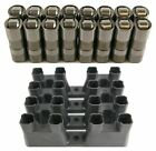 New LS7 LS2 16 GM Performance Hydraulic Roller Lifters & 4 Guides 12499225 HL124
