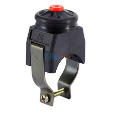 """Universal Kill Stop On/Off Switch Horn Button For Motorcycle Handlebar 7/8"""" TKDF"""
