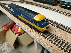 Hornby Intercity 125 HST Class 43 plus 4 coaches - DCC Fitted