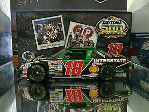 RARE! 2008/ 1993 DALE JARRETT INTERSTATE BATTERIES DAYTONA WIN ELITE LIQUID COLO