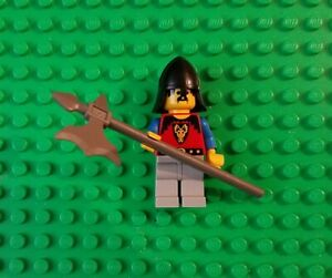 LEGO CASTLE DRAGON KNIGHTS KNIGHT 1 MINIFIGURE cas014 USED FROM 1906 ISSUED 1994