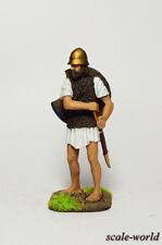 Tin soldier, figure. Ancient Greek Warrior 54 mm
