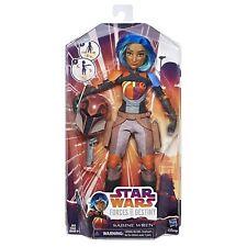 """Star Wars Forces of Destiny ~ 11"""" SABINE WREN ACTION FIGURE/DOLL ~ SW Rebels"""