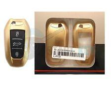Peugeot Citroen Schlüssel Hülle 508 5008 4008 DS4 DS5 Hülle Key chiave cle Gold