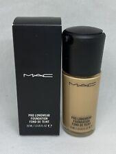 Mac Pro Longwear Foundation ~ NC37 ~ 30 mL / 1.0 Oz