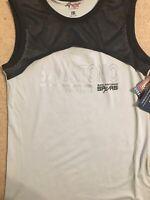 NEW San Antonio Spurs- Women's Tank Top Shirt - GIII 4Her Carl Banks - NBA NWT