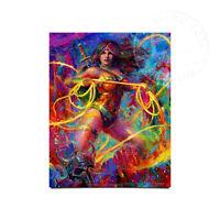 Blend Cota Wonder Woman Champion of Themyscira 14 x 11 Art Prints