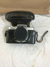 Vintage Kowa SLR Camera with case 1:19  50mm  made in Japan