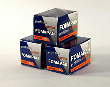 5x Fomapan 200 B&W Film - 35mm  36exp