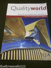 QUALITY WORLD - AUTOMOTIVE EXCELLENCE - MAY 2005