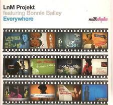 LnM PROJEKT - everywhere CDS!! 3TR eurodance 2005 RARE!
