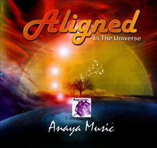 Anaya Music : Aligned in the Universe CD