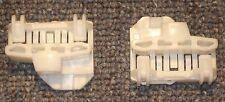Chevy Malibu 1997-2003 Window Regulator Repair Clips (2) - Front Left/driver