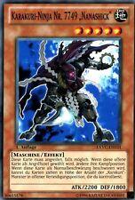 "3x Karakuri-Ninja Nº 7749 ""NANASHICK"" exvc-de031 Common"