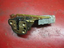 99-02 00 01 99 saab 9-3 drivers side left rear door latch & power lock actuator